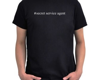 Hashtag Secret Service Agent  T-Shirt