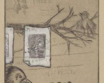 Proofing Intaglio Print
