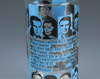 1968 Universal Pictures drinking glass