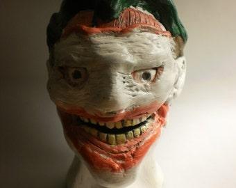New 52 Joker Sculpture