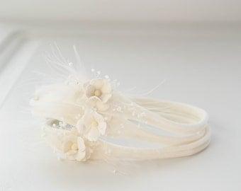 Angel- Newborn headband, Newborn photography props