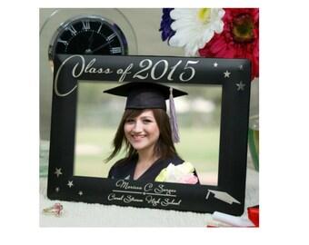 Engraved Graduation Frame