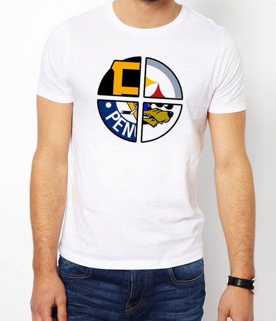 I rep pittsburgh by limegear on etsy for Custom t shirt printing pittsburgh