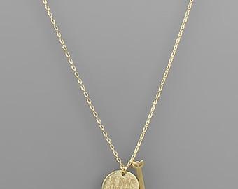 Be Brave Necklace
