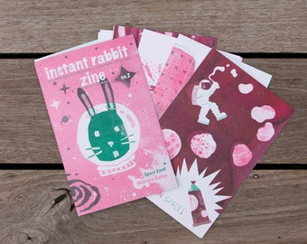 Instant Rabbit Zine #2