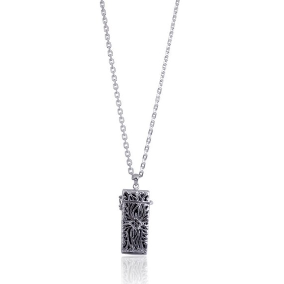 Necklace LILO - Flex Jewelry - made from 925 SILVER - rhodium plated
