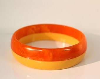 Laminated Bakelite bangle