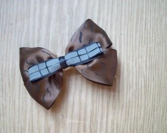 Chewbacca inspired Star Wars hair bow