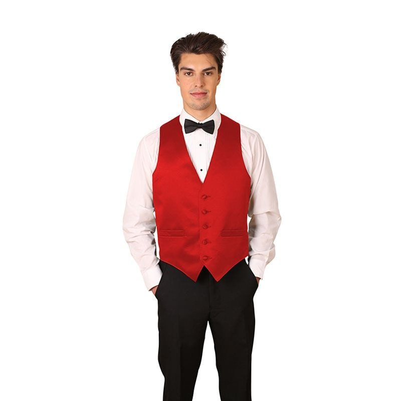 Find great deals on eBay for mens red vest. Shop with confidence. Skip to main content. eBay: Shop by category. Shop by category. Enter your search keyword Cyparissus Mens Suit Vest Dress Vest Waistcoat for Men Tuxedo With Various Sizes. Brand New .