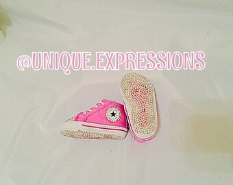 Embellished Converse Shoes
