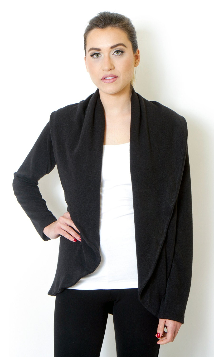 Shop our Collection of Women's Black Cardigan Sweaters at neidagrosk0dwju.ga for the Latest Designer Brands & Styles. FREE SHIPPING AVAILABLE!