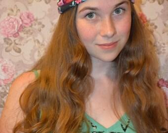 Roses Turban Headband