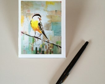 2015 - Gold Finch Design, Greeting Card