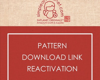 Download Link Reactivation - Eligibility Applies