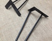 Hair Pin Legs  6 inch MID CENTURY  Coffee table legs