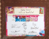 Gypsy Journal Life is Beautiful Stamp Set by Suzi Blu and Unity Stamp Co