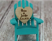 Beach Chair Cake Toppers Amp Adirondack Chair Cake By