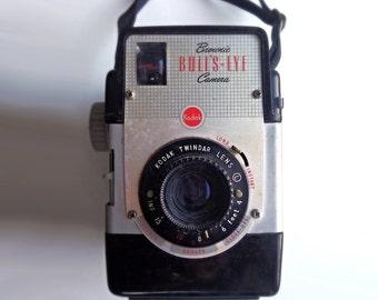 Kodak Brownie BULL'S-EYE Camera 1950s