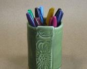 Pencil or Utensil Holder, Vase, Tumbler