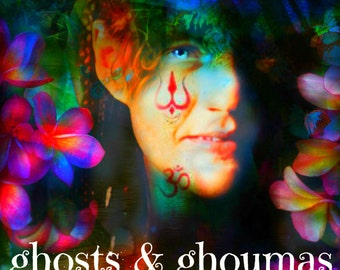 Ghosts & Ghoumas by Kye Crow   Book One  Treasures of my Sacred Path