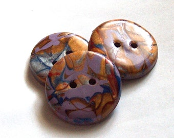 Large Buttons No. 122
