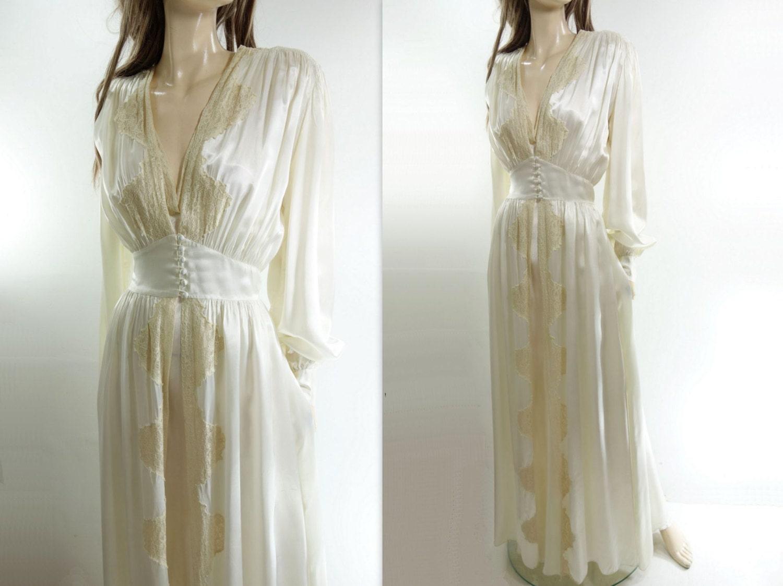 Vintage Silk Lingerie 22