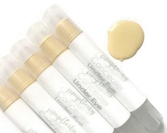 Vegan Under Eye Concealer & Brightener Stick - Yellow Cream Concealer
