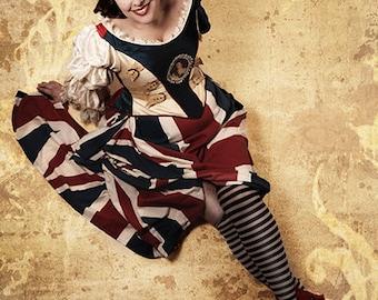 Steampunk Brittania