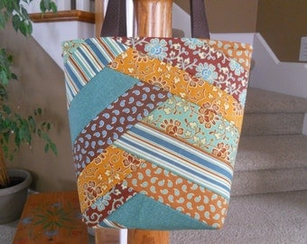 "The ""Emma"" Quilted Tote Bag"