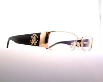 VintageRoberto Cavelli  Eyeglasses Made in Italy, Excellent designer 90s eyeglasses