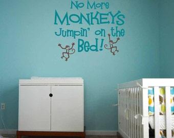 jumping on the bed etsy. Black Bedroom Furniture Sets. Home Design Ideas