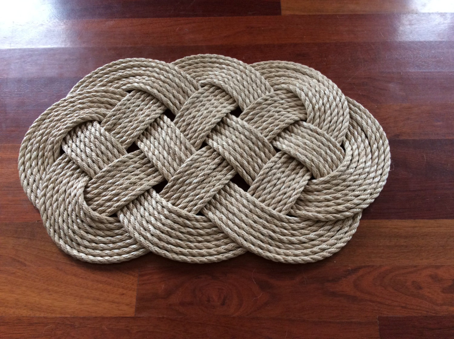 Nautical rope rug for Rope carpet