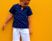 boys shorts - drawstring white shorts