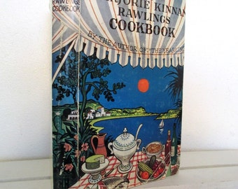 Cookbook, Marjorie Kinnan Rawlings, Cross Creek Cookery, 1960 edition, author of The Yearling