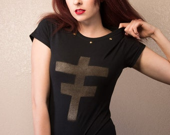 Made to Order Knights t-shirt available in men and women sizes