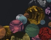 Solaris alternative movie poster