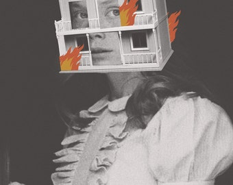 Badlands alternative movie poster