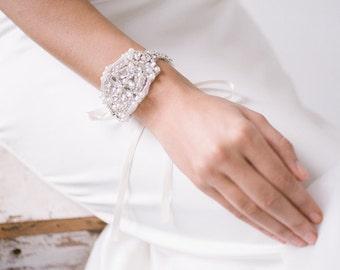 Nargis  Bridal Bracelet Wedding Accessory