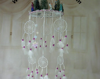 Dream catcher mobile , Disney Frozen