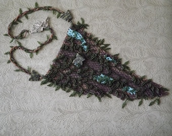 Abandoned Vines Necklace