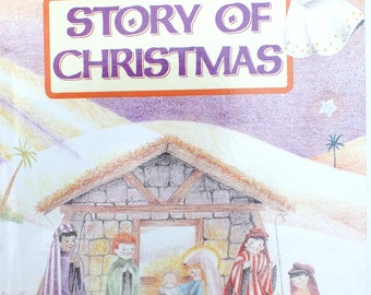 The Story of Christmas - This personalized book tells your child all about the birth of Jesus and why we celebrate Christmas.