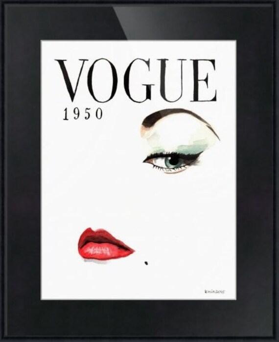 Vogue Magazine Covers - The Antiques Diva