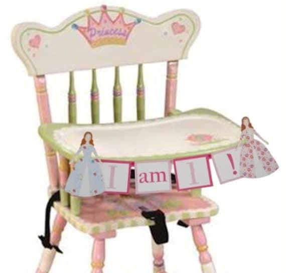 Princess 1st Birthday Theme