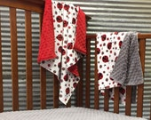 Minky Standard Crib Sheet - Choose your color