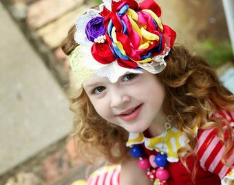 School Girl Headband