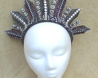 Dark Queen Headdress
