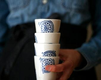 Espresso pour quatre - Espresso for four