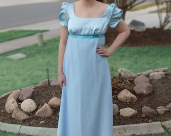 Wendy Darling Costume Adult, Women's, Peter Pan Tinkerbell Nightgown