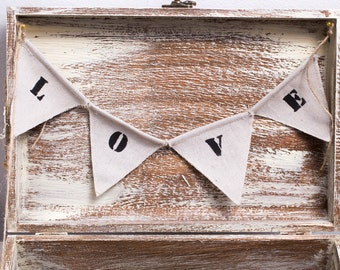 Wedding Love Banner, Wedding Cards Banner, Wedding Card Banner Decoration, Cards sign, Mini Card Box banner