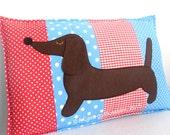 Decorative Pillow - Dachshund
